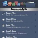 Documents To Go alternatifi
