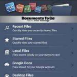Documents To Go alternatifi