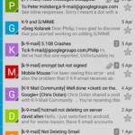 k9 mail alternatifi